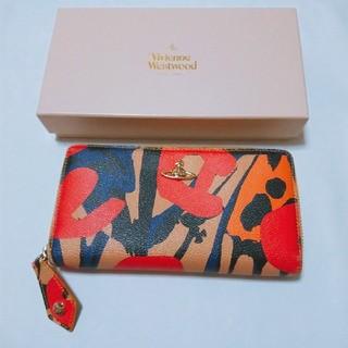 ヴィヴィアンウエストウッド(Vivienne Westwood)のVivienne Westwood 長財布(財布)