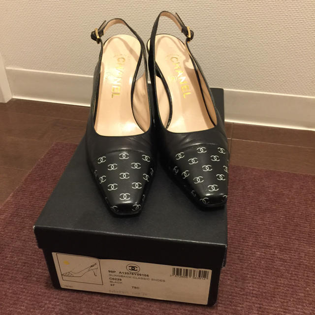 CHANEL(シャネル)のシャネル パンプス レディースの靴/シューズ(ハイヒール/パンプス)の商品写真