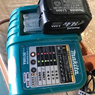マキタ(Makita)のバッテリー 充電器(バッテリー/充電器)