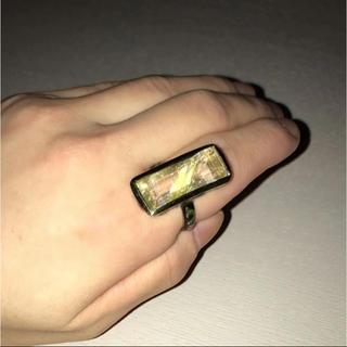 ルチル  指輪(リング(指輪))