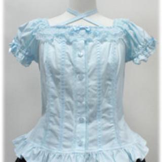 アンジェリックプリティー(Angelic Pretty)の新品プリティブラウス(シャツ/ブラウス(半袖/袖なし))