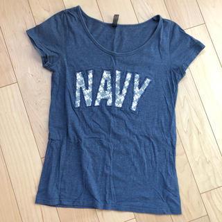 ミスティウーマン(mysty woman)のTシャツ ミスティーウーマン コットン100%(Tシャツ(半袖/袖なし))