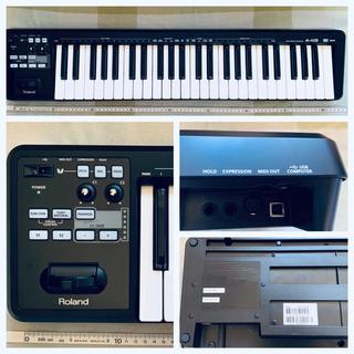 Roland - MIDIキーボード Roland A-49
