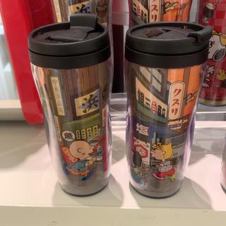 タリーズコーヒー(TULLY'S COFFEE)のスヌーピー タリーズ タンブラー(タンブラー)