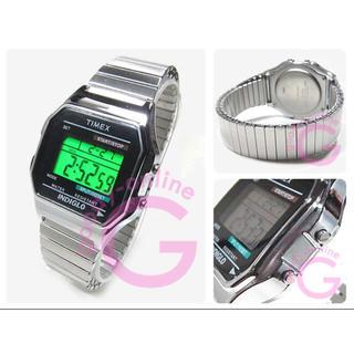 タイメックス(TIMEX)のタイメックス クラシックデジタル(腕時計(アナログ))