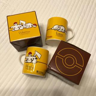 ポケモン(ポケモン)のポケモン マグカップ 2個セット(マグカップ)