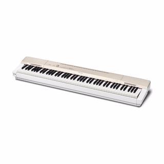 カシオ(CASIO)の(カシオ) 88鍵盤 電子ピアノ Privia PX-160GD シャンパンゴー(電子ピアノ)