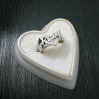 ロキシー(Roxy)のROXY リング 《 美品 》  未使用(リング(指輪))