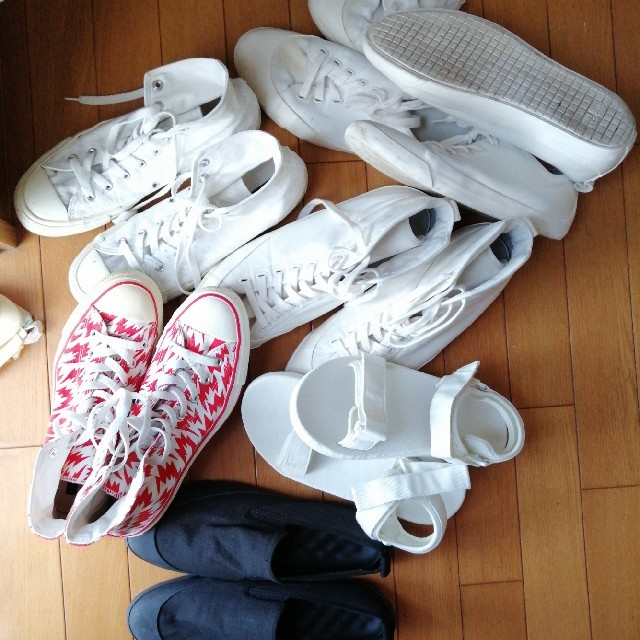 UNIQLO(ユニクロ)のスニーカー uniqlo U イーリーキシモト メンズの靴/シューズ(スニーカー)の商品写真