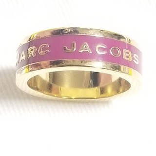 マークジェイコブス(MARC JACOBS)の❣本日のみ❣人気売り切れ続出❤️MARC  JACOBS  ロゴリング(リング(指輪))