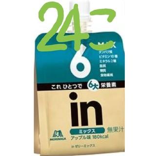 モリナガセイカ(森永製菓)のinゼリー ミックスセット内容150g×24個(その他)