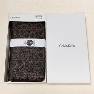 カルバンクライン(Calvin Klein)のカルバンクライン CALVIN KLEIN 長財布 メンズ  チョコレート(長財布)