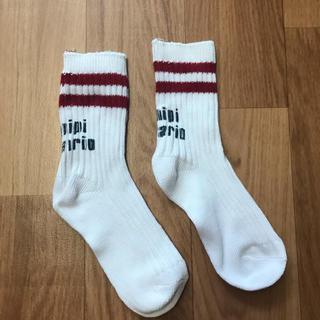 レピピアルマリオ(repipi armario)の靴下(靴下/タイツ)