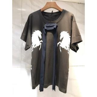 クロエ(Chloe)の翌日発送◆chloeラヴァリエール Tシャツ(Tシャツ(半袖/袖なし))