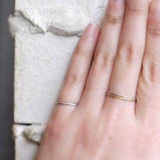 アッシュペーフランス(H.P.FRANCE)のmaison rubus icering(リング(指輪))
