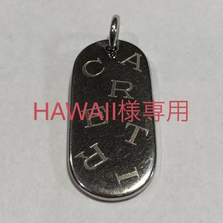 カルティエ(Cartier)のカルティエ ペンダントトップ ネックレス メンズ レディース(ネックレス)