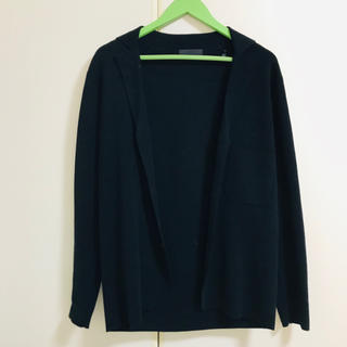UNIQLO - UNIQLO 薄手ニットジャケット
