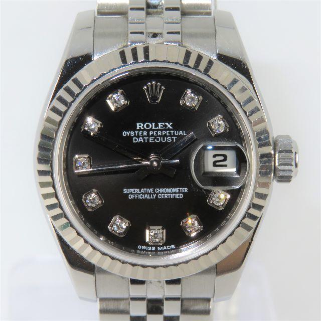 christiano domani 腕 時計 スーパー コピー - ROLEX - ロレックス 179174 デイトジャスト 自動巻きの通販 by nyoromon's shop|ロレックスならラクマ