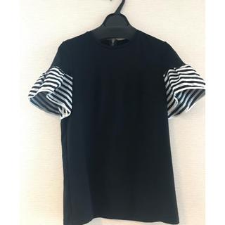 バーニーズニューヨーク(BARNEYS NEW YORK)のborders at balcony Tシャツ(Tシャツ(半袖/袖なし))
