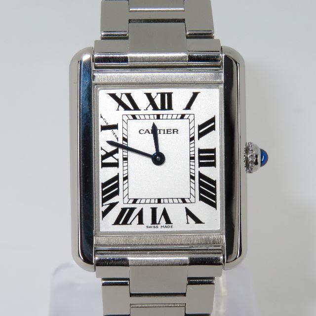 Cartier - カルティエ 3170 タンクソロ クォーツ の通販 by nyoromon's shop|カルティエならラクマ