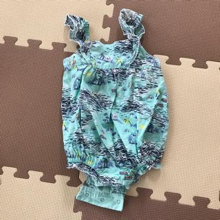オールドネイビー(Old Navy)の[みのむし様 専用]夏服 70センチ(ロンパース)
