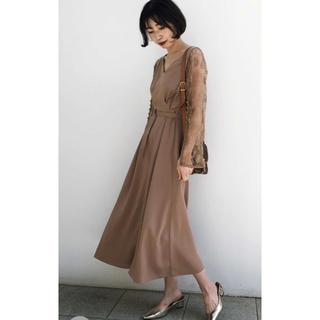 アメリヴィンテージ(Ameri VINTAGE)の結婚式 ロングワンピース ドレス(ロングドレス)
