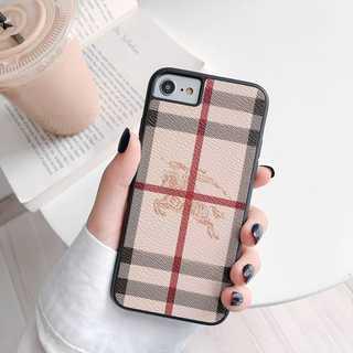 バーバリー(BURBERRY)のバーバリー iPhone  ケース スマホケース(iPhoneケース)
