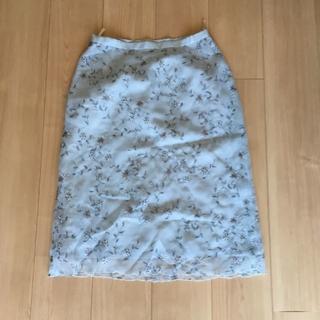 ジェイプレスレディス(J.PRESS LADIES)のオンワード樫山JPRESSのスカート(ひざ丈スカート)