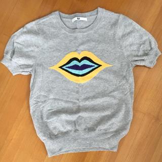 スライ(SLY)のSLY リップデザイン半袖(Tシャツ(半袖/袖なし))