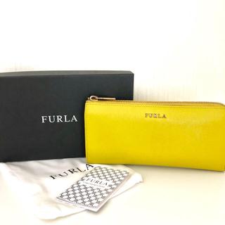 フルラ(Furla)の☆FURLA☆フルラ 長財布 黄色(財布)