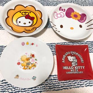 ハローキティ - キティ カレー皿