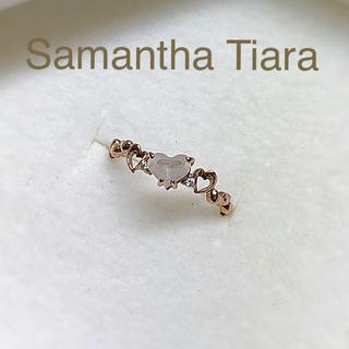 サマンサティアラ(Samantha Tiara)のサマンサシルヴァ    ピンキーリングk7 (リング(指輪))