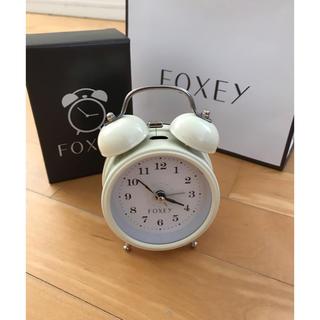 フォクシー(FOXEY)のフォクシー 時計(置時計)