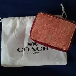 コーチ(COACH)のCOACH  小物入れセット(小物入れ)