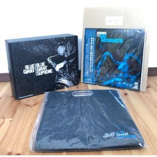 値下げ 入手困難 BLUE GIANT SUPREME レコードプレーヤーセット(ターンテーブル)