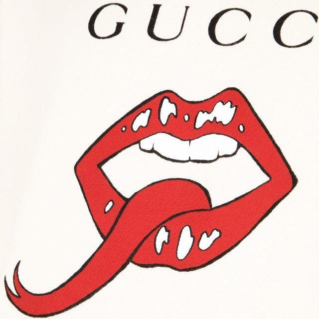 Gucci(グッチ)の【1】GUCCI 19ss マウス コットン トレーナー size M メンズのトップス(スウェット)の商品写真