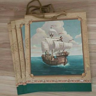 ディズニー(Disney)のDisney ホテル ミラコスタ 紙袋 4枚(ショップ袋)