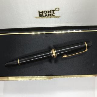 モンブラン(MONTBLANC)のモンブラン montblanc 万年筆 14k マイスターシュティック 4810(ペン/マーカー)
