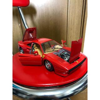 Ferrari - ブラーゴ フェラーリ 288GTO 1/18 1984 赤箱 レトロ 車