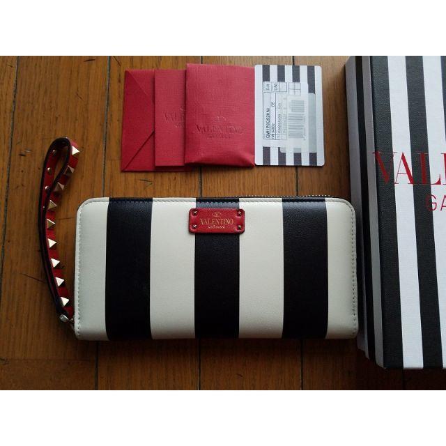 Bottega Venetaバックパック コピー / VALENTINO - VALENTINO ヴァレンティノ ストライプ スタッズ 長財布の通販 by air'i's shop|ヴァレンティノならラクマ