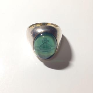 ヴィヴィアンウエストウッド(Vivienne Westwood)のvivienne カボションリング(リング(指輪))