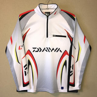 ダイワ(DAIWA)の新品・未使用 ダイワ スペシャル アイスドライ ジップアップ 長袖メッシュシャツ(ウエア)