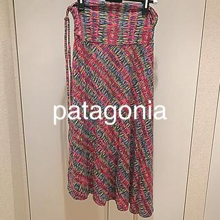 パタゴニア(patagonia)のパタゴニア☆2wayスカート(ロングスカート)