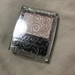 セザンヌケショウヒン(CEZANNE(セザンヌ化粧品))のセザンヌ  パールグロウハイライト 01、オルビス ピュアルージュネーブルピンク(フェイスカラー)