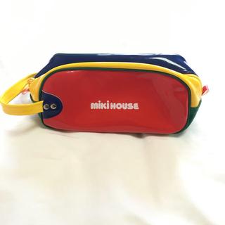 ミキハウス(mikihouse)のミキハウス マルチカラー シューズケース(シューズバッグ)