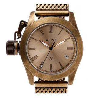アライブアスレティックス(Alive Athletics)のALIVE 腕時計  値下げしました!(腕時計(アナログ))