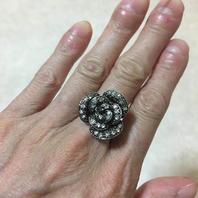 リング #13 薔薇 レディースのアクセサリー(リング(指輪))の商品写真