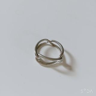 ザラ(ZARA)のニュアンスリング(リング(指輪))