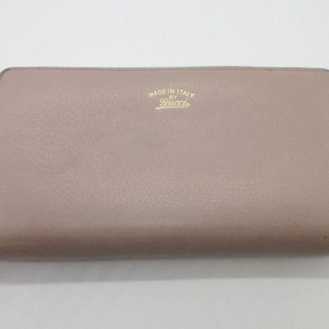 Gucci - 624/GUCCI/グッチ 長財布バンブータッセルの通販 by full-brandy's shop|グッチならラクマ