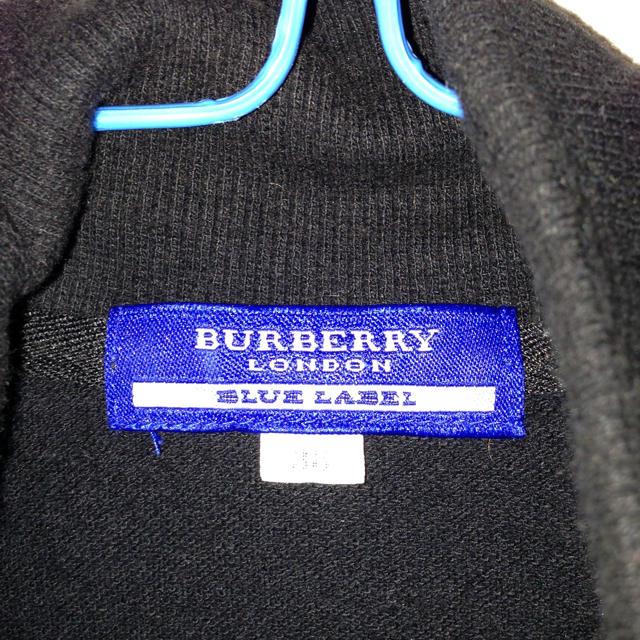 BURBERRY(バーバリー)のバーバリージップアップ上着 レディースのトップス(トレーナー/スウェット)の商品写真